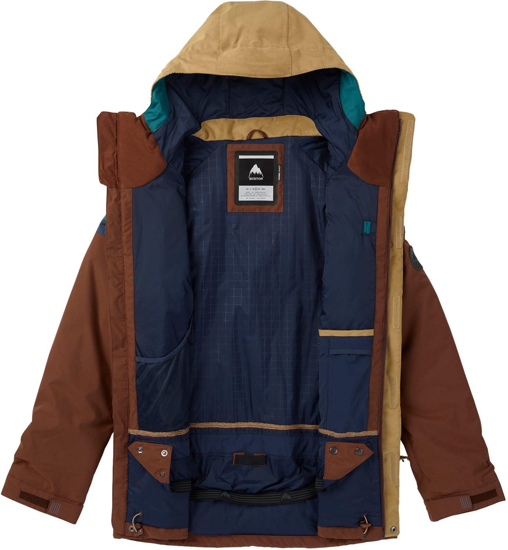 Burton docket snowboard jacket 2018 for Housse snowboard burton