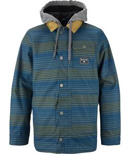 Burton Dunmore Snowboard Jacket Submarine Wrangle Stripe
