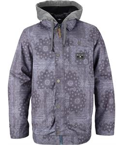 Burton Dunmore Snowboard Jacket Dodson Print