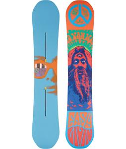 Burton Easy Livin Snowboard Blue 160