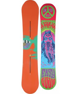 Burton Easy Livin Snowboard 160 Orange