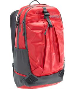 Burton Echo Backpack Real Red Tarp 25L