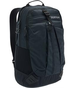 Burton Echo Backpack True Black Heather Twill 25L