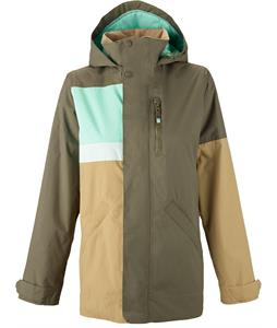 Burton Eclipse Snowboard Jacket Wren Colorblock