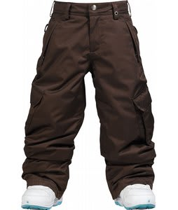 Burton Elite Cargo Snow Pants Mocha