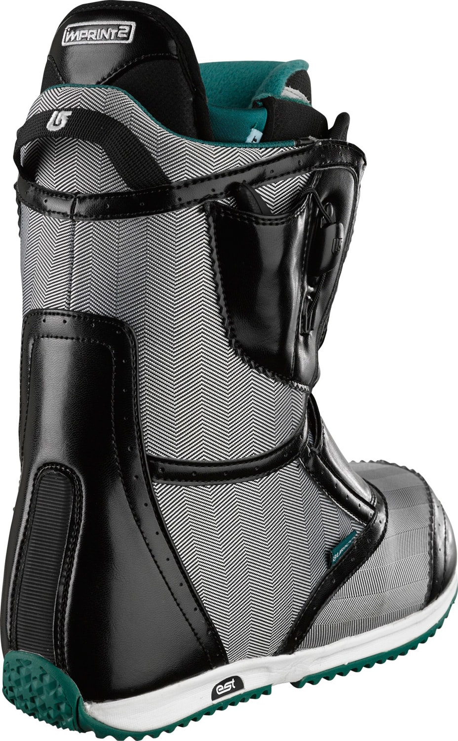 On sale burton emerald restricted snowboard boots womens for Housse burton snowboard