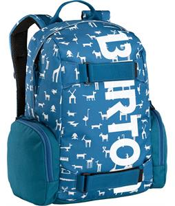 Burton Emphasis Backpack Wallpaper Print 17L