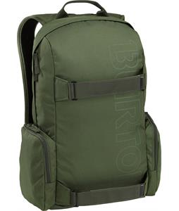 Burton Emphasis Backpack Olive Texture Block 26L