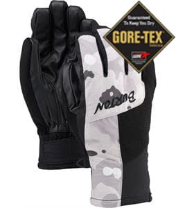 Burton Empire Gore-Tex Gloves Snow Birch Camo