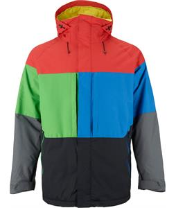 Burton Encore Snowboard Jacket Fang Colorblock LTD