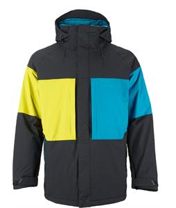 Burton Encore Snowboard Jacket True Black Block