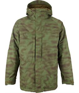 Burton Encore Snowboard Jacket Spray Camo