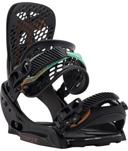 Burton Escapade Est Snowboard Bindings Black