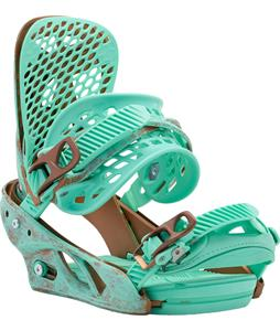 Burton Escapade Re:Flex Snowboard Bindings Lady Liberty