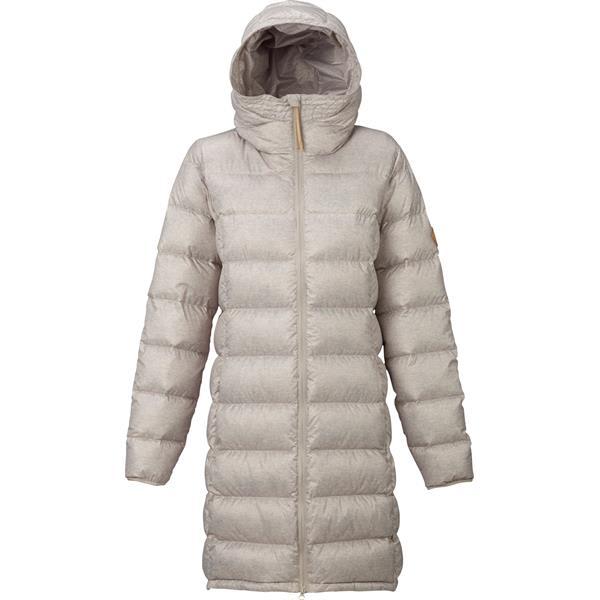 Burton Evergreen Hooded Long Down Insulator Jacket