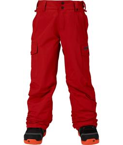 Burton Exile Cargo Snowboard Pants Fang
