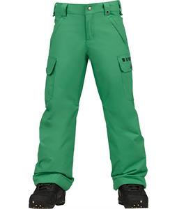 Burton Exile Cargo Snowboard Pants Turf