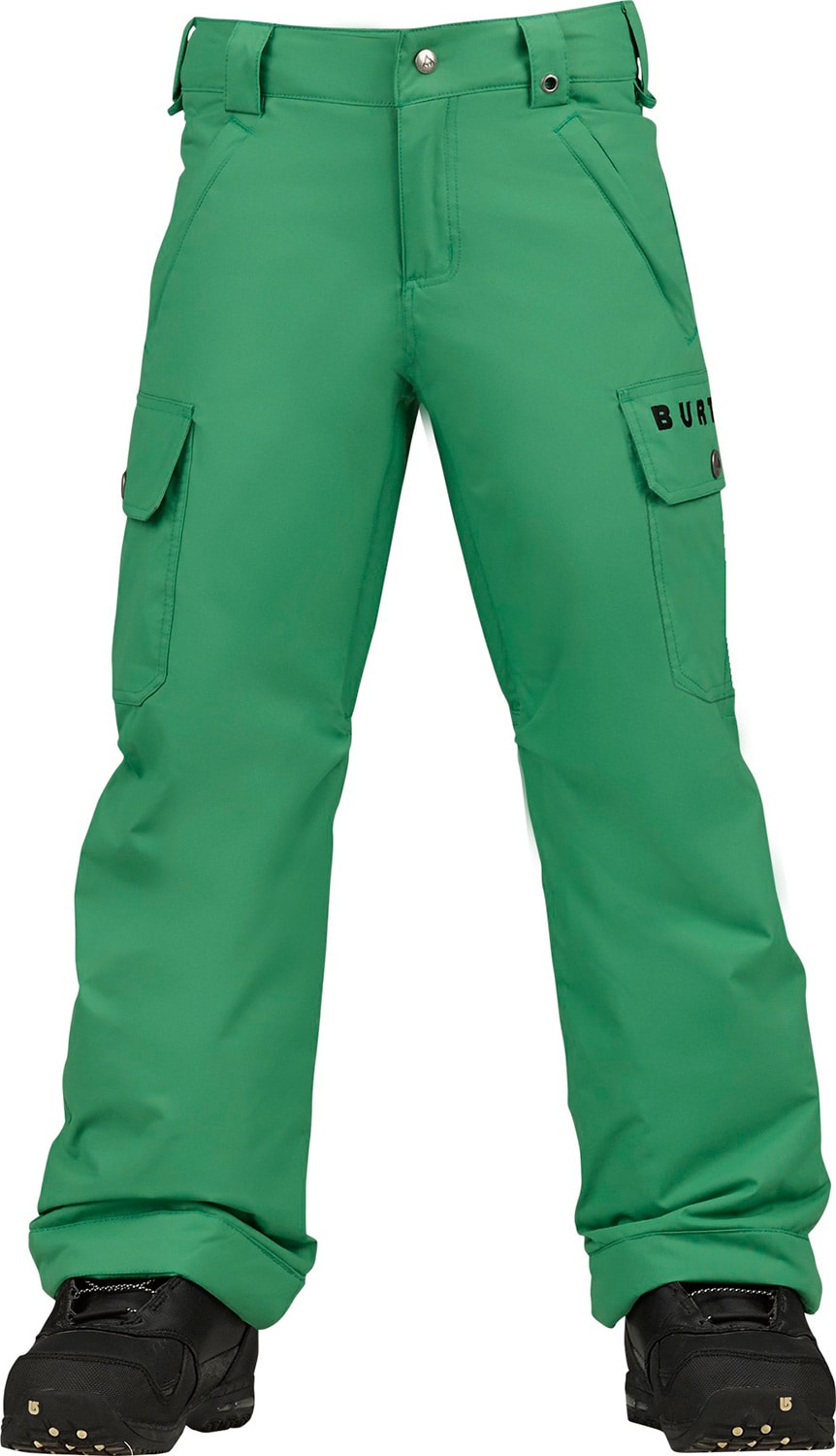 Burton Exile Cargo Snowboard Pants Kids Youth