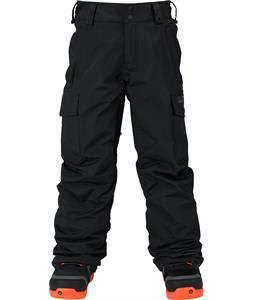 Burton Exile Cargo Snowboard Pants True Black