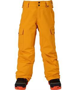 Burton Exile Cargo Snowboard Pants Yolky