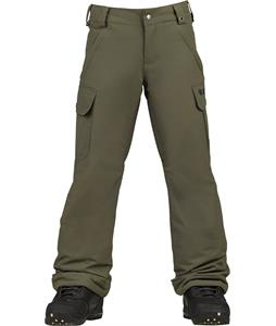 Burton Exile Cargo Snowboard Pants Canteen