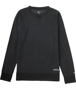 Burton Expedition Crew Baselayer Top True Black