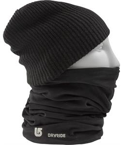 Burton Expedition/Lightweight Neck Gaiter True Black