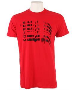 Burton Fade To Black Slim Fit T-Shirt