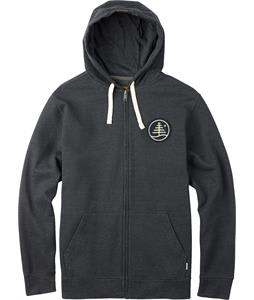 Burton Family Tree Full-Zip Hoodie True Black Heather