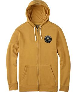 Burton Family Tree Full-Zip Hoodie Wood Thrush Heather