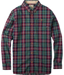 Burton Farrel L/S Shirt Zinfandel Tension Plaid