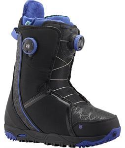 Burton Felix BOA Snowboard Boots Black/Purple