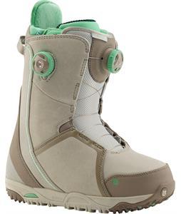 Burton Felix BOA Snowboard Boots Desert Mint