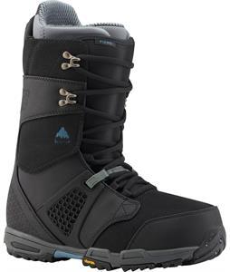 Burton Fiend Snowboard Boots Black/Gray