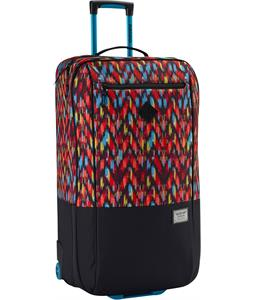 Burton Fleet Roller Travel Bag Ikat Stripe