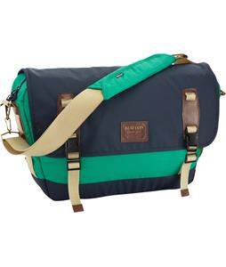 Burton Flint Messenger Bag Green Lake Triple Ripstop 20L