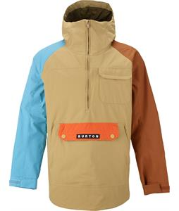 Burton Flint Snowboard Jacket Cork Colorblock