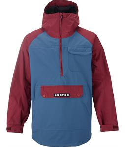 Burton Flint Snowboard Jacket Crimson/Team Blue