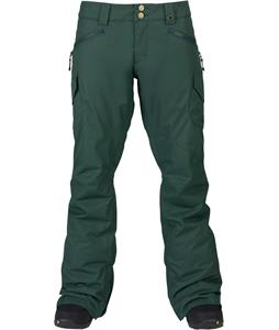 Burton Fly Snowboard Pants Pine Needle