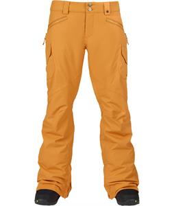 Burton Fly Snowboard Pants Squashed