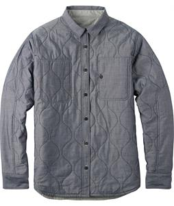 Burton Flynn Insulated Shirt Dark Ash Grindle