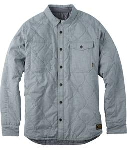 Burton Flynn Insulated Shirt Phantom Grindle