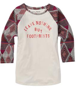 Burton Footprints 3/4 Raglan