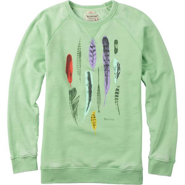 Burton Found Crew Pullover Sweatshirt