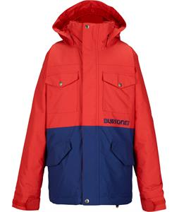 Burton Fray Snowboard Jacket Fang/Deep Sea