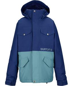 Burton Fray Snowboard Jacket Deep Sea/Goblin