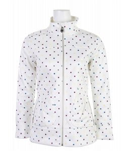Burton Freedom Softshell Jacket Multi Polka Squares
