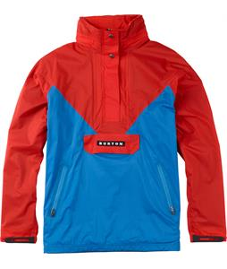 Burton Freelight Jacket Lure Blue/Fiery Red
