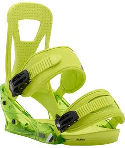 Burton Freestyle Re:Flex Snowboard Bindings Lime