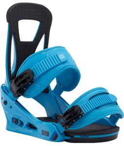 Burton Freestyle Re:Flex Snowboard Bindings True Blue